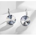 Cercei Clasic silver