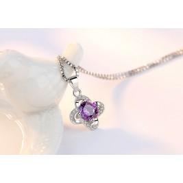 Colier Hope violet