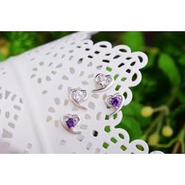 Set Alina lux violet