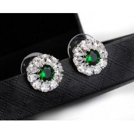 Cercei Agnes emerald