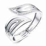 Bratara Lux silver