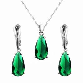 Set Victoria emerald