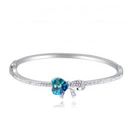 Bratara Romance blue