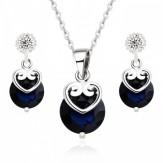 Set Adelin sapphire