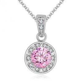 Colier Zara rose