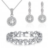 Set Ines lux cristal