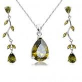 Set Primavara olivine