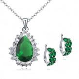Set Brita emerald
