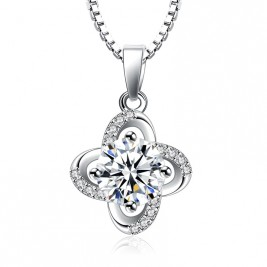 Colier Hope crystal