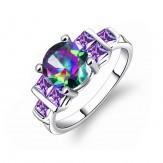 Inel Vanila rainbow