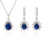 Set Kosara sapphire