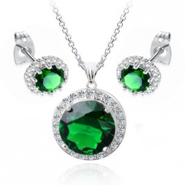Set Zara emerald