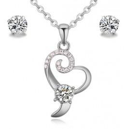 Set Ivian silver