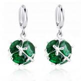 Cercei Decora emerald