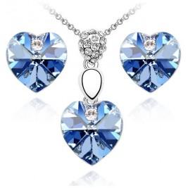 Set Romantika sapphire