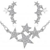 Set Elvira silver