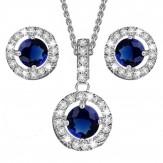 Set Diane sapphire