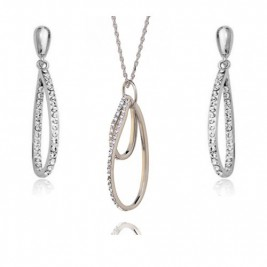 Set Elegance silver