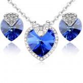 Set Natalie sapphire