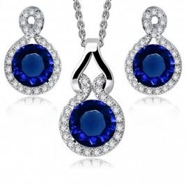 Set Samiyn sapphire