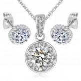 Set Zara crystal