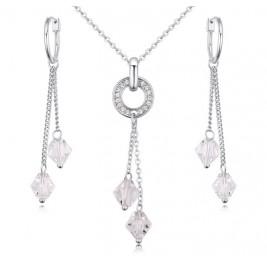Set Precious crystal