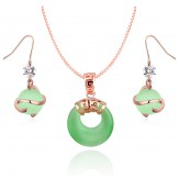 Set Feerie green