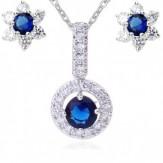 Set Еlisabeth sapphire