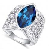 Inel Nikita blue