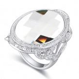 Inel Anahid cristal