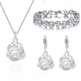 Set Charina lux cristal