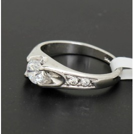 Inel Ivone silver