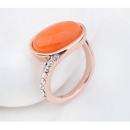 Inel Editta orange