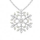 Colier Amareto crystal