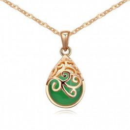 Colier Galia emerald
