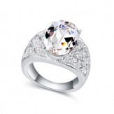 Inel Caprice crystal
