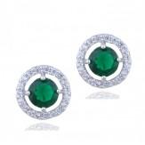 Cercei Alice emerald