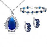 Set Brita lux sapphire