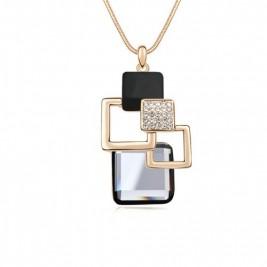 Colier Janine diamant