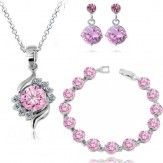 Set Fortuna rose