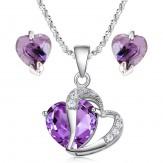 Set Claudia violet