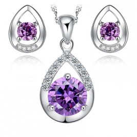 Set Ornela violet