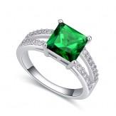 Inel Konstans emerald