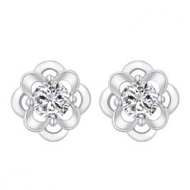 Cercei Flora silver