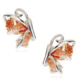 Cercei Butterfly peach