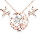 Set Stelute rose gold