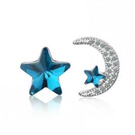 Cercei Star moon blue