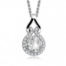 Colier Simona crystal