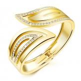 Bratara Lux gold