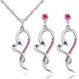 Set Lebeda rose